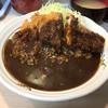 ふくよし - 料理写真:カツカレー850円
