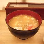 松屋 - 豚汁