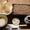 つづらお 本店 - 料理写真:[料理]『冬の7種天せいろ』¥1,440 セット全景♪w