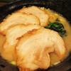 壱壱家 - 料理写真:チャーシューメン(並)850円。 厚切りチャーシューの4枚重ね!
