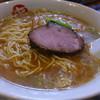 中華そば まるき - 料理写真:中華そば(中・800円)