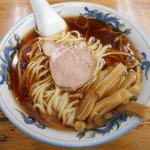 丸長 - ラーメン 600円