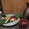 山桜 - 料理写真:鯵の幽庵焼き