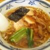 でくの坊 - 料理写真:らーめん(600円)
