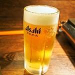 焼肉くろちゃん - 生ビール