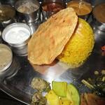 南國堂 - インド定食