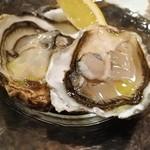 ビストロ オリーブ - 広島産生牡蠣