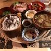 ももとせ - 料理写真:月替わり膳 ¥1200