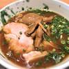 らーめんG麺7-01 - 料理写真:醤油ラーメン+味玉