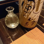 折衷旬彩 香月 - 201612再訪  風の森 山田錦 純米吟醸