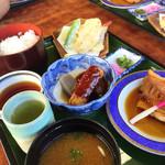 ヒーロ - 料理写真:日替わりランチ 800円