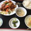 福香亭  - 料理写真:酢豚定食800円