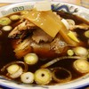 お食事処 喜八 - 料理写真:富山ブラックラーメン。