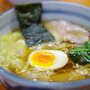 まる政 - 料理写真:ワンタン麺
