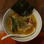 欽山製麺所 - 鶏そば