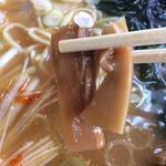中華 きりん - ネギ味噌ラーメン