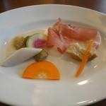 オルガニコ - 前菜 1612