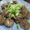 米山 - 料理写真:ハツ炒め