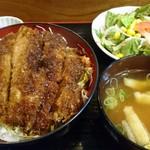 昭和軒 - 16/12/04 ソースカツ丼