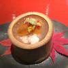 季旬 鈴なり - 料理写真:白子、雲丹のジュレ和え?