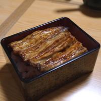 活鰻の店 つぐみ庵 - 料理写真:間蒸し重