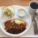 Bakery Cafe CAMELLIYA - オムライスセット