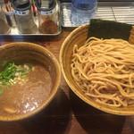 ベジポタつけ麺えん寺 - ベジポタつけ麺800円大盛り
