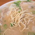 なおちゃんラーメン - 12月中旬に完全自家製麺になるそうです。楽しみ!