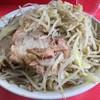 ラーメン二郎 - 料理写真:ラーメン(600円)