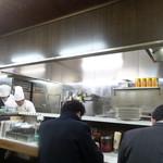 キッチン南海 - 内観
