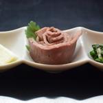 牛骨らぁ麺マタドール - 別皿トッピング