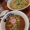 つけめんTETSU - 料理写真:つけめん(豚骨×魚介)2016.12.6