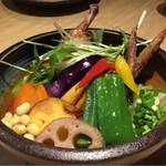59800290 - チキンと1日分の野菜20品目 1480円