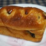 RIKI - ぶどうパン、140円(税別)