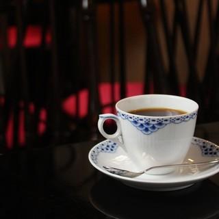 ブレンドコーヒー(浅煎)