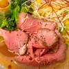 一松家 - 料理写真:数量限定 牛骨麺¥741税抜き