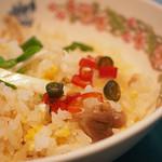 タイ国料理 ゲウチャイ - カオ パット(ランチセット)