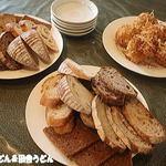 うさぎのキッチン 桜亭 - 2016年12月 ノラのパン