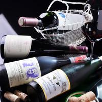 100種類以上のワインをお取り寄せ