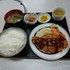 ひばり食堂 - 料理写真:とんかつ定食(630円)2016年12月