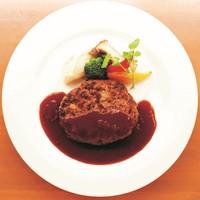 ●肉!スギモトのハンバーグ