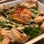 我流麺舞 飛燕 - お肉ご飯