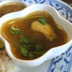 Dee アジアン食材・キッチン - トムヤムスープがつく