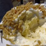 フラベド - クリームやアイスクリームには産山村の牛乳、フレッシュでキレのある美味しさに悶絶。