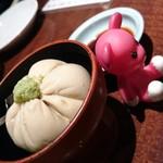 桃酔 - ゴマ豆腐♪