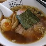 はらっぱ - 料理写真:しょうゆらーめん(650円)