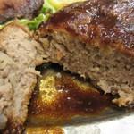 レストラン桂 - ハンバーグ、ボディ。