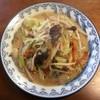 ちゃんぽん 一鶴 - 料理写真:麺が春雨ヘルシーちゃんぽん、990円です。