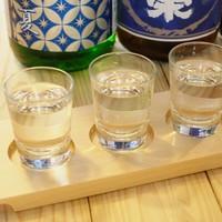 鯨料理にあう日本酒も常時20種類以上取り揃えています。