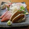 吉良の店 - 料理写真:刺身盛り合わせ 2人分